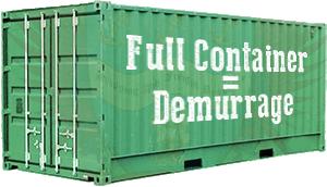 Image for demurrage