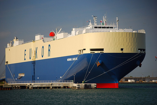 Types Of Oil For Cars >> Types of Cargo ships - Part 2 - Shipping and Freight Resource