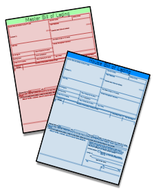 Difference between House Billl of Lading and Master Bill of Lading