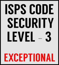 ISPS Code Security Level 3