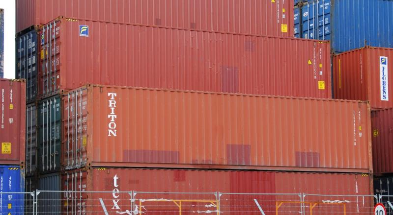 difference between container owner and shipping line