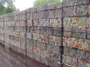 compacted ferrous scrap 300x225 - Cargo types and packing method in containers