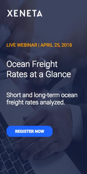 Xeneta | Ocean Freight Rate Benchmarking Platform