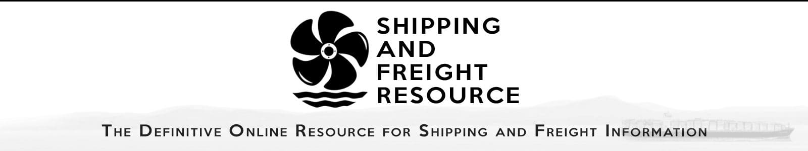 Shipping and Freight Resource - Your definitive online resource for Shipping and Freight Knowledge