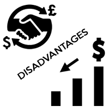 disadvantages of trade finance - shipping and freight resource
