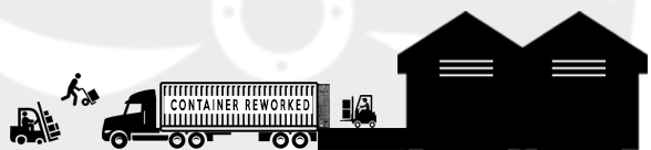 container reworking - shipping and freight resource