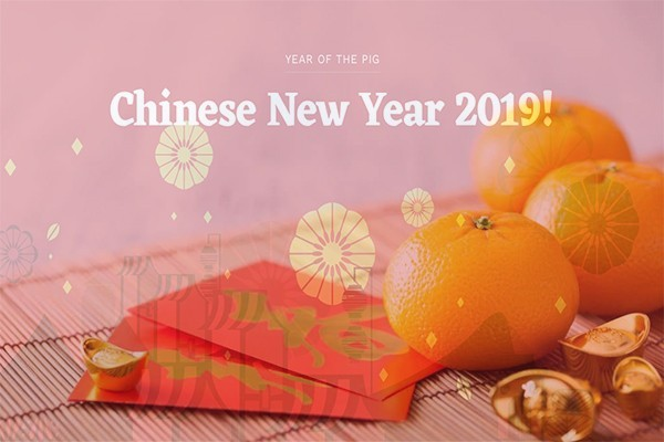 mandarin and blockchain - lunar new year 2019 - shipping and freight resource