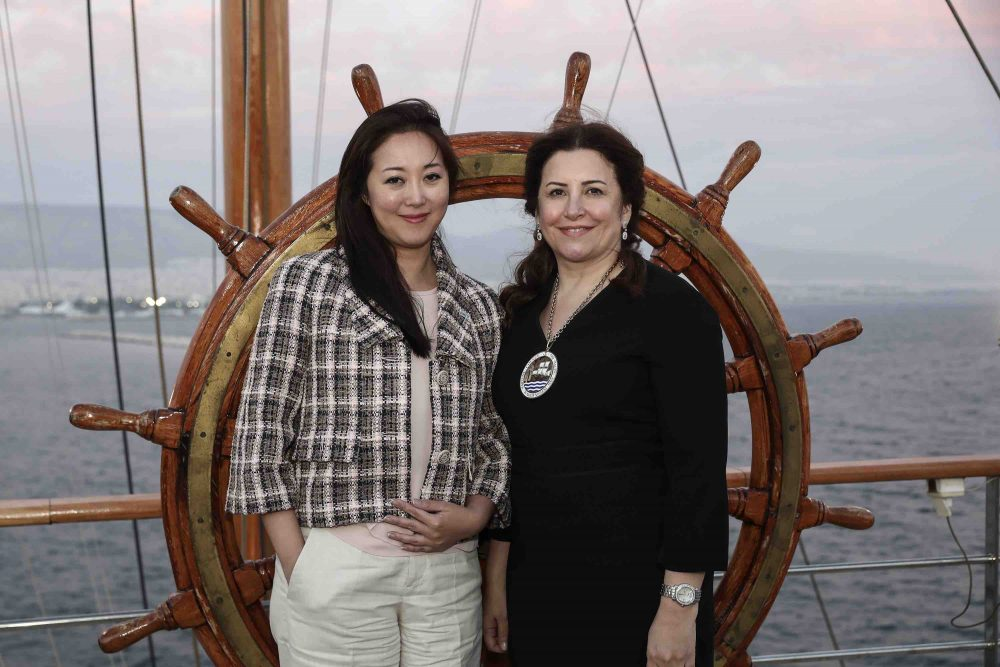 female president of BIMCO - shipping and freight resource